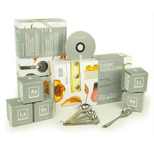 Qu est ce que la cuisine mol culaire recettes maison for Kit cuisine moleculaire cultura